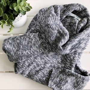 ✨HOST PICK✨OLD NAVY Grey Cowl Maternity Sweater